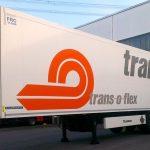Anhängerbeschriftung, Anhängerbeklebubg für Trans-o-flex in Bruchsal
